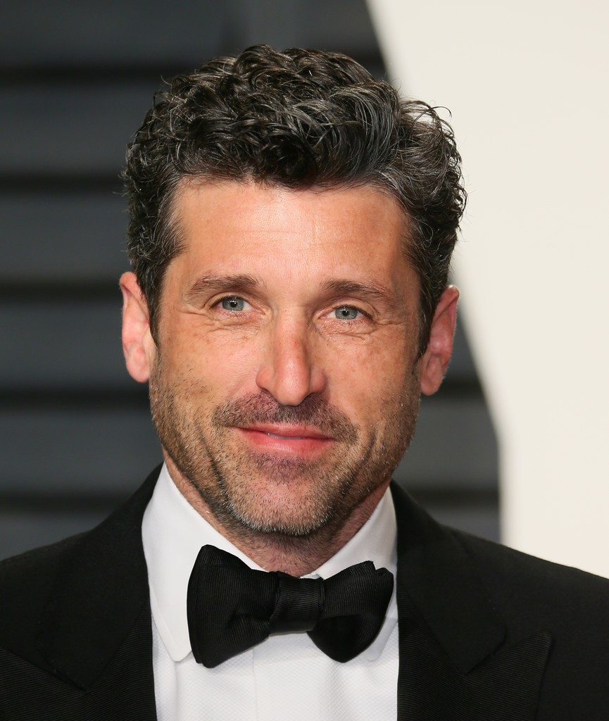 Tv And Movies Actor Patrick Dempsey
