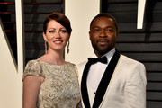 Actors Jessica Oyelowo (L) and David Oyelowo attend the 2017 Vanity Fair Oscar Party hosted by Graydon Carter at Wallis Annenberg Center for the Performing Arts on February 26, 2017 in Beverly Hills, California.