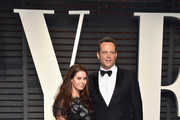 Vince Vaughn and Kyla Weber Photos Photo