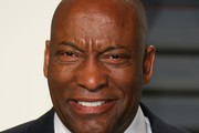 US film director John Singleton poses as he arrives to the Vanity Fair Party following the 88th Academy Awards at The Wallis Annenberg Center for the Performing Arts in Beverly Hills, California, on February 26, 2017.  / AFP / JEAN-BAPTISTE LACROIX