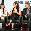 David Boreanaz and Tamara Taylor Photos