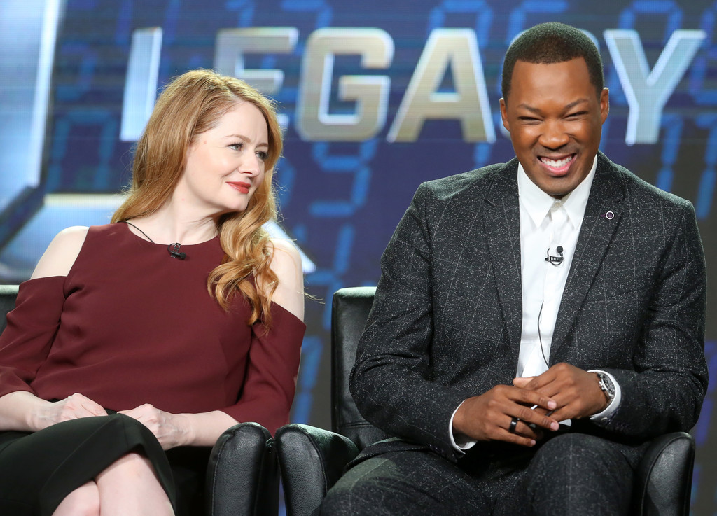 miranda otto and corey hawkins photos photos zimbio. Black Bedroom Furniture Sets. Home Design Ideas