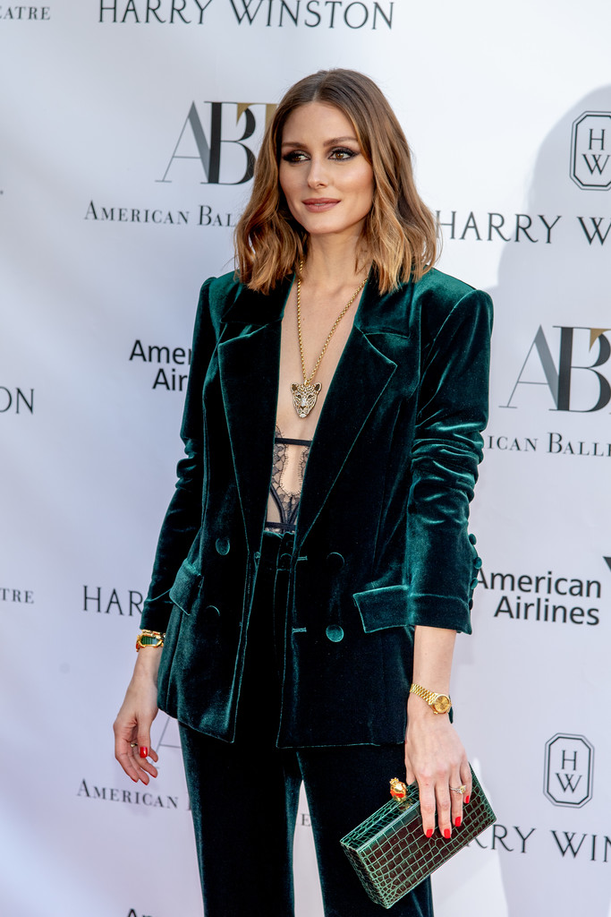 Olivia Palermo At American Ballet Theatre Spring Gala In New York