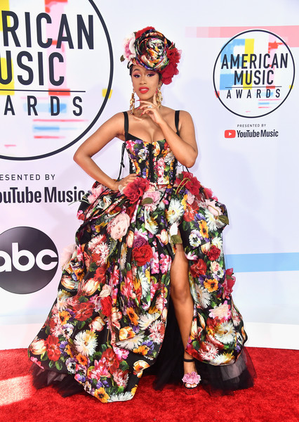 2018 American Music Awards - Arrivals - 192 of 528