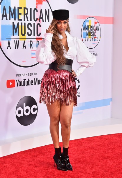 2018 American Music Awards - Arrivals - 107 of 528