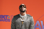 2 Chainz attends the 2018 BET Awards at Microsoft Theater on June 24, 2018 in Los Angeles, California.