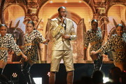2 Chainz performs onstage at the 2018 BET Awards at Microsoft Theater on June 24, 2018 in Los Angeles, California.