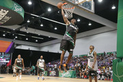 Chris Staples plays basketball at the Celebrity Basketball Game Sponsored By Sprite during the 2018 BET Experience at Los Angeles Convention Center on June 23, 2018 in Los Angeles, California.