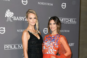 Baby2Baby Co-Presidents Kelly Sawyer Patricof (L) and Norah Weinstein attend the 2018 Baby2Baby Gala Presented by Paul Mitchell at 3LABS on November 10, 2018 in Culver City, California.