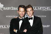 Nate Berkus (L) and Jeremiah Brent attend the 2018 Baby2Baby Gala Presented by Paul Mitchell at 3LABS on November 10, 2018 in Culver City, California.