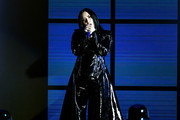 Recording artist Demi Lovato performs onstage during the 2018 Billboard Music Awards at MGM Grand Garden Arena on May 20, 2018 in Las Vegas, Nevada.