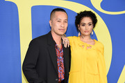 Designer Philip Lim and Kehlani attend the 2018 CFDA Fashion Awards at Brooklyn Museum on June 4, 2018 in New York City.