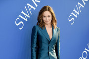 Diane Lane attends the 2018 CFDA Fashion Awards at Brooklyn Museum on June 4, 2018 in New York City.