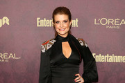 JoAnna Garcia Swisher arrives to the 2018 Entertainment Weekly Pre-Emmy Party at Sunset Tower Hotel on September 15, 2018 in West Hollywood, California.