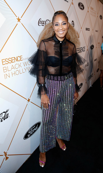 2018 Essence Black Women In Hollywood Oscars Luncheon - Red Carpet - 67 of 370