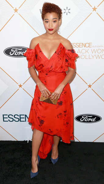 2018 Essence Black Women In Hollywood Oscars Luncheon - Red Carpet - 41 of 370
