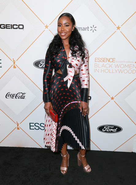 2018 Essence Black Women In Hollywood Oscars Luncheon - Red Carpet - 197 of 370