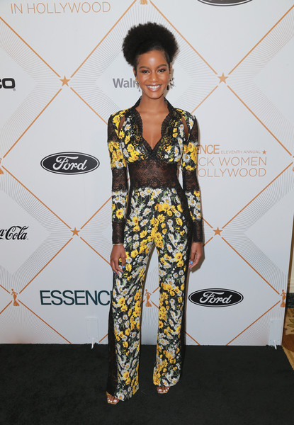 2018 Essence Black Women In Hollywood Oscars Luncheon - Red Carpet - 273 of 370