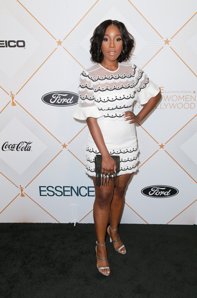 2018 Essence Black Women In Hollywood Oscars Luncheon - Red Carpet - 1 of 370