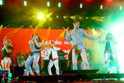 Fonzworth Bentley performs onstage with the Colours Choir during the 2018 Essence Festival presented By Coca-Cola - Day 2 at Louisiana Superdome on July 7, 2018 in New Orleans, Louisiana.