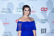 Imogen Thomas attends the 2018 Float Like A Butterfly Ball at The Grosvenor House Hotel on October 19, 2018 in London, England.