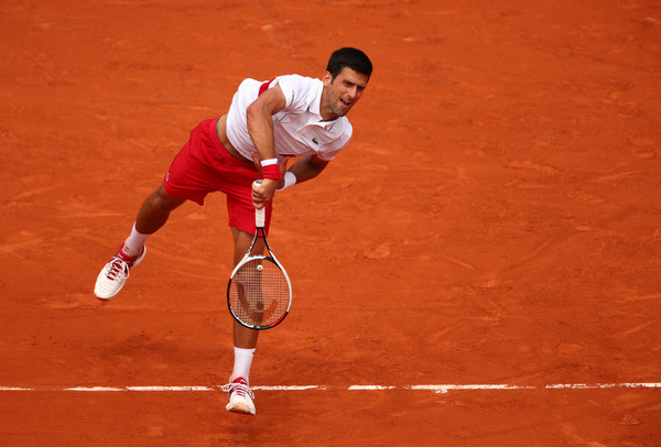 Novak Djokovic Is Bouncing Back At The French Open