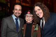 Weird Al Yankovic and Lin-manuel Miranda Photos Photo