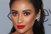 Actor Shay Mitchell attends the 2018 InStyle and Warner Bros. 75th Annual Golden Globe Awards Post-Party at The Beverly Hilton Hotel on January 7, 2018 in Beverly Hills, California.
