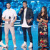 Mike Sorrentino  Ronnie Ortiz-Magro Photos - (L-R) TV personalities Mike Sorrentino, Vinny Guadagnino, DJ Pauly D, Deena Nicole Cortese, and Ronnie Ortiz-Magro speak onstage during the 2018 MTV Movie And TV Awards at Barker Hangar on June 16, 2018 in Santa Monica, California. - 2018 MTV Movie And TV Awards - Show