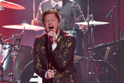 Recording artist Dan Reynolds of music group Imagine Dragons performs onstage during MusiCares Person of the Year honoring Fleetwood Mac at Radio City Music Hall on January 26, 2018 in New York City.