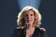 Musician Alison Krauss performs onstage during MusiCares Person of the Year honoring Fleetwood Mac at Radio City Music Hall on January 26, 2018 in New York City.