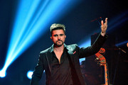 Musician Juanes performs onstage during MusiCares Person of the Year honoring Fleetwood Mac at Radio City Music Hall on January 26, 2018 in New York City.
