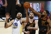 Kevin Love and Tristan Thompson Photos Photo