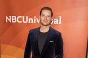 Jesse Lee Soffer attends the 2018 NBCUniversal Winter Press Tourat The Langham Huntington, Pasadena on January 9, 2018 in Pasadena, California.