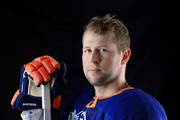 Josh Bailey #12 of the New York Islanders poses for a portrait during the 2018 NHL All-Star at Amalie Arena on January 27, 2018 in Tampa, Florida.
