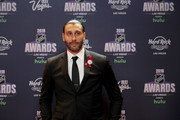 Roberto Luongo of the Florida Panthers arrives to the 2018 NHL Awards presented by Hulu at the Hard Rock Hotel & Casino on June 20, 2018 in Las Vegas, Nevada.