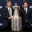 Alex Ovechkin and Nicklas Backstrom Photos