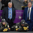 Mike Kelly and Gerard Gallant Photos