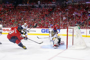 Alex Ovechkin and Marc-Andre Fleury Photos Photo