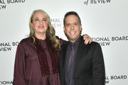 Producer Darla K. Anderson (L) and director Lee Unkrich attend the 2018 The National Board Of Review Annual Awards Gala at Cipriani 42nd Street on January 9, 2018 in New York City.