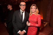 Natasha Lyonne (R) and Fred Armisen attend the 2018 Netflix Primetime Emmys After Party at NeueHouse Hollywood on September 17, 2018 in Los Angeles, California.