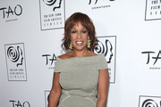 Gayle King attends the 2018 New York Film Critics Circle Awards at TAO Downtown on January 7, 2019 in New York City.