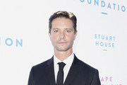 Jason Behr attends The Rape Foundation's Annual Brunch on October 7, 2018 in Beverly Hills, California.