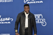 Raheem Devaughn attends the 2018 Soul Train Awards at the Orleans Arena on November 17, 2018 in Las Vegas, Nevada.