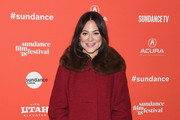 "Camille Guaty attends the  ""A Futile And Stupid Gesture"" Premiere during the 2018 Sundance Film Festival at Eccles Center Theatre on January 24, 2018 in Park City, Utah."