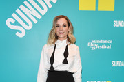 Actress Joanne Froggatt attends the 2018 Sundance Film Festival Official Kickoff Party Hosted By SundanceTV during the 2018 Sundance Film Festival at SundanceTV HQ on January 19, 2018 in Park City, Utah.