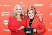 Gloria Allred Marta Kauffman Photos Photo