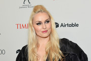 Olympian Lindsey Vonn attends the 2018 Time 100 Gala at Jazz at Lincoln Center on April 24, 2018 in New York City.