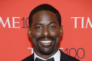 Actor Sterling K. Brown attends the 2018 Time 100 Gala at Jazz at Lincoln Center on April 24, 2018 in New York City.