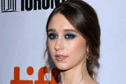 """Taissa Farmiga attends the """"What They Had"""" premiere during 2018 Toronto International Film Festival at Roy Thomson Hall on September 12, 2018 in Toronto, Canada."""